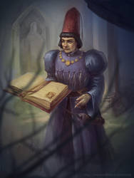 Medieval Man by Charmrock