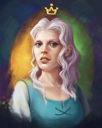 Princess Tiabeanie by Charmrock