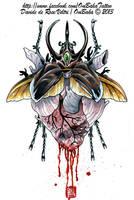 Heartbug ended by OniBaka