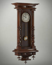 Old Clock by ROMAgfx