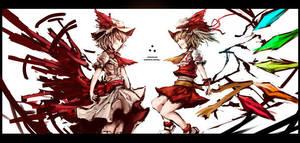 -Scarlet  Destiny- by makai-no-jyumin