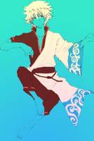 Gintama: i still love you by niku-niku