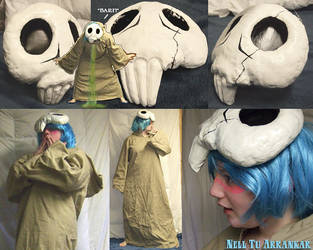 Nell Tu Arrancar costume by BeatFu