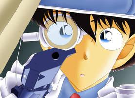 surprised Kaito by Phantom-Akiko