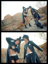 Vocaloid: RAWRS by Akusesu