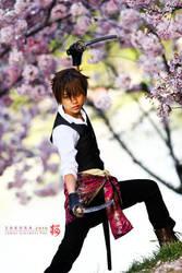 Hakuouki: Heisuke by Akusesu