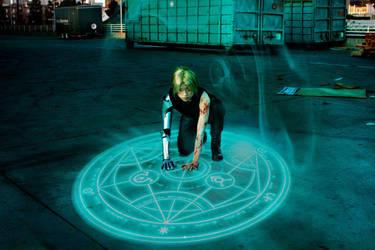 FMA: Transmutation by Akusesu