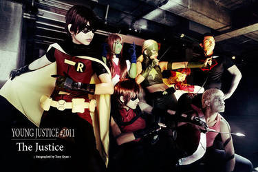 Young Justice: Go Team by Akusesu