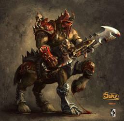 blade hunter by su-ke