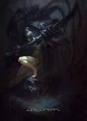 Demon Hunter 2015 by su-ke