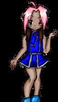 FMA - Roze+Military Miniskirt by LiLcreativepinay