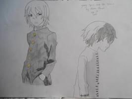 Young Spirit and Stein by Sakurarokujo