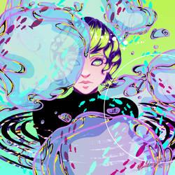 Water by VanileCream