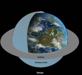 Venus Terraformed[1] by Thomasbowman767