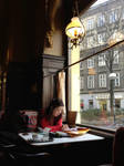 Cafe Sperl by batmantoo