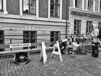 Stockholm Works by batmantoo