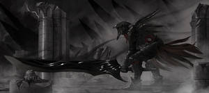 Cursed knight by AlpYro