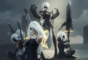 Yohra A2's team masked version. by AlpYro