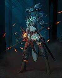 Elfe by AlpYro