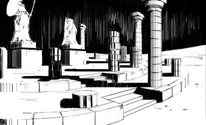 Athena by AlpYro