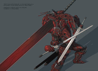 Cyborg guy 09 - Aldebaran by AlpYro