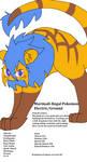 Fakemon-Marimali by JK-Draws