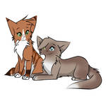 Season and Finch .:Collab:. by JK-Draws