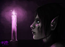 The Candles by Kuneria