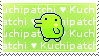 Kuchipatchi Love Stamp by tamagotchi