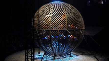 Flic Flac: 'Maximum Penalty' - Globe of speed by duncan-blues