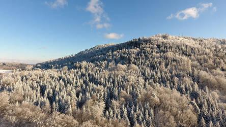 Frozen peak by duncan-blues
