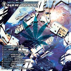 Metalheadz - Headhunterz by mkonji