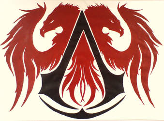 AC Logo 1.01 by Greenyfoxy