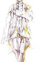 Priest -- body  by LuzuMafu