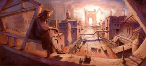 Origins of Destruction by sketchypages