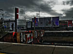 Weymouth Train Station by Toast-Muncher
