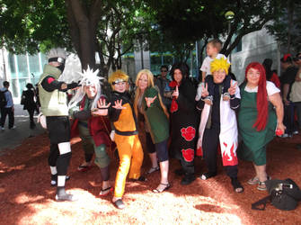Naruto Generations by universalladyn