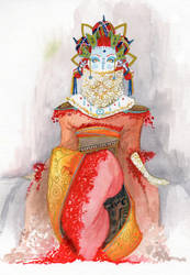 dame Kasan by BlueSand-Tiger