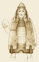 Les pirates de l'escroc-griffe - L'Obus by BlueSand-Tiger