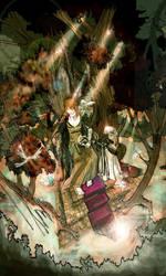 COLO finale-The secret. by BlueSand-Tiger
