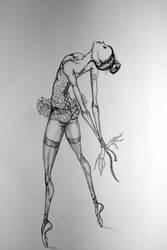 twisted ballerina 2 by lidiaBartlam