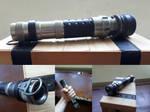 Jedi Lightsaber N.3 - StarWars by MartinLestrange