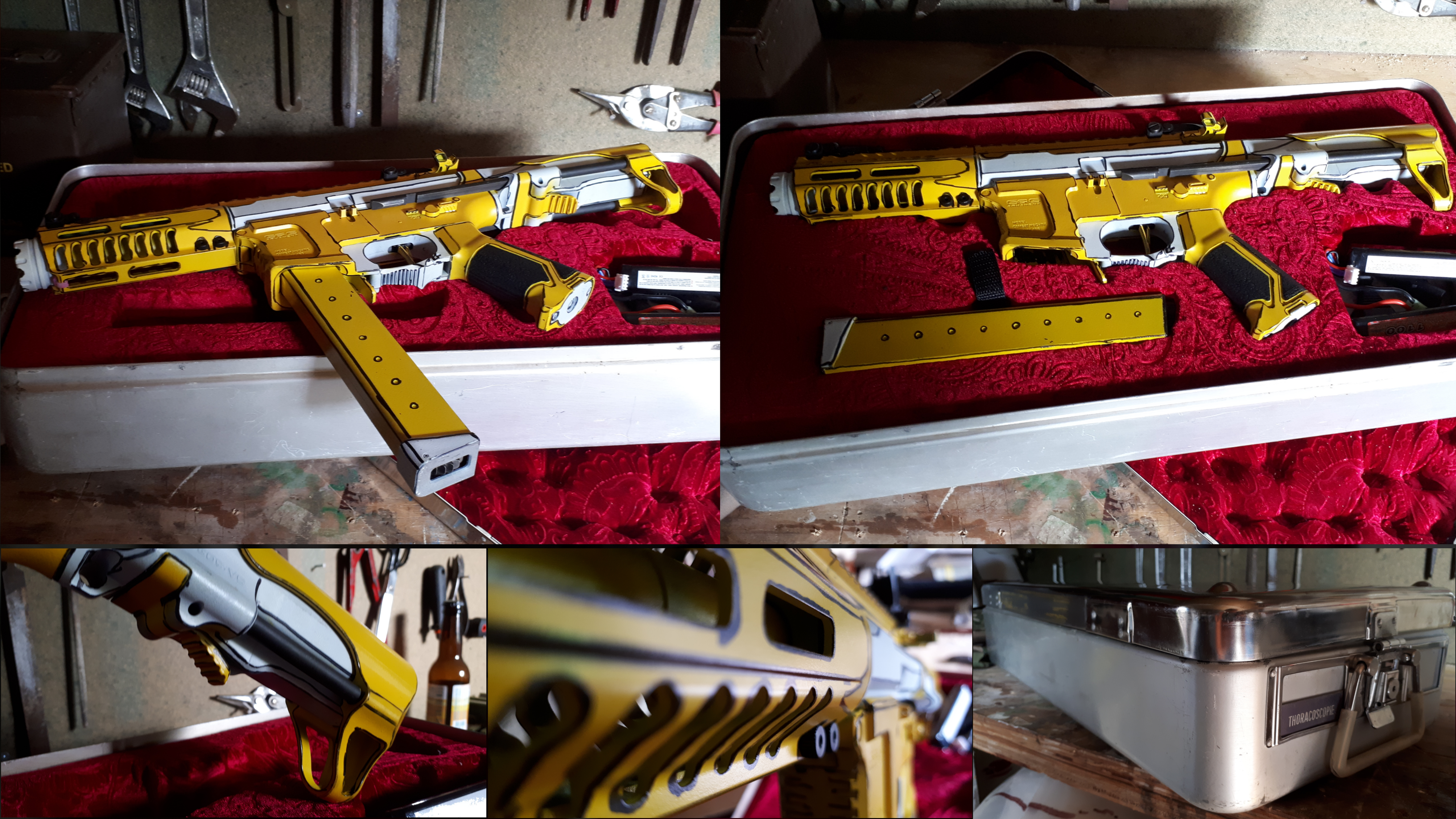 Hyperion issued arp9 airsoft borderlands by - Borderlands 3 box art wallpaper ...
