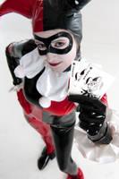 Joker's wild by SuperSaz