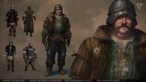 Witcher-3  03 by artursadlos