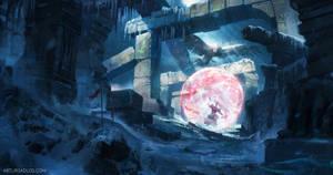 Snow Gate by artursadlos