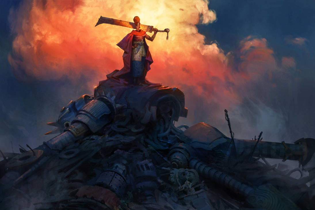 Robot Slayer by artursadlos