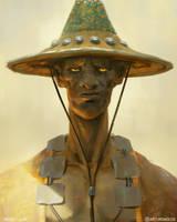 Mooeti Character by artursadlos