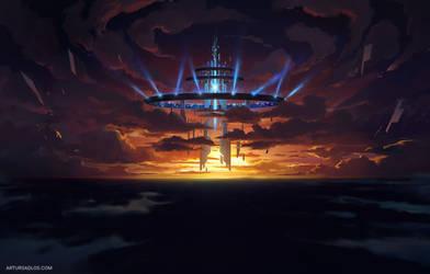 League Of Legends | Background Art 4 by artursadlos