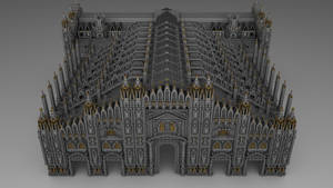 Cathedral by stustu242